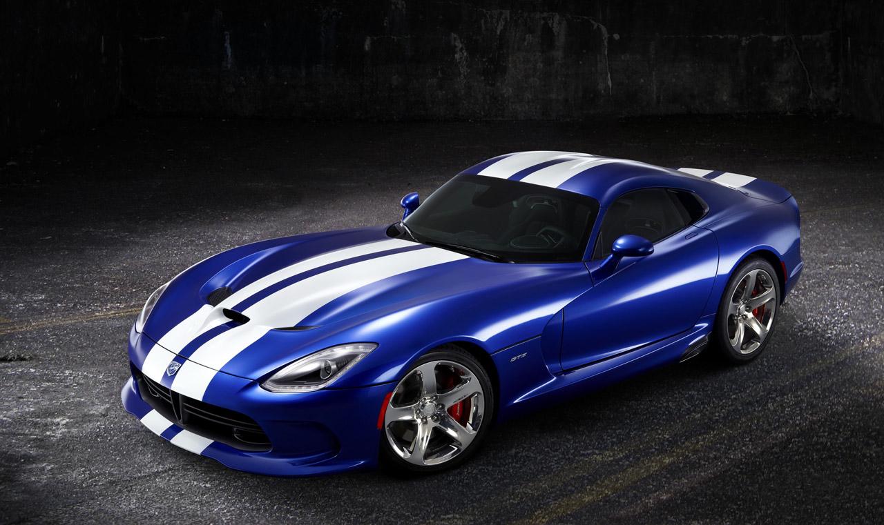 Sx-Z | 2013 SRT Viper GTS Launch Edition