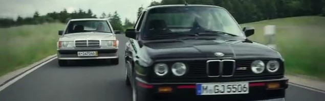 Sx-Z   BMW E30 M3 vs. Mercedes-Benz 190E 2.3-16