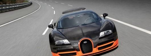 The 288 MPH Bugatti 'Super' Veyron   Sx-Z